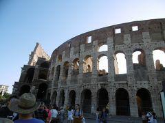 念願のヨーロッパ イタリア編④~ローマ 最後まで良い天気,そして暑かった!~
