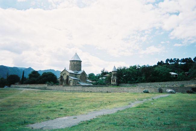 2004年グルジア(現ジョージア)旅行【コーカサス地方10日間2/2】(まだ観光化される前の時代)
