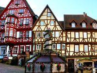 2019独クリスマスマーケット巡り(3):フランクフルト~ハイデルベルク、車で小さな街々へ