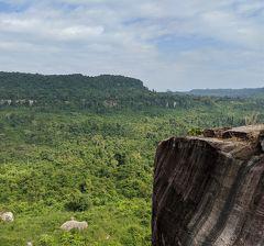 カンボジアの秘境と絶景を求めて(3/3) 遺跡と絶景編