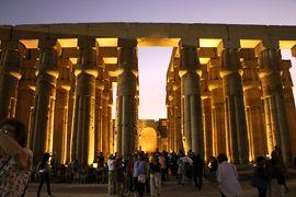 先人達からの力を頂く旅(2)時間と共に移ろいゆくルクソール神殿
