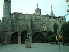 ノルウェージャン・エピックをバルセロナで下船。お決まりの市内観光に出かけます。