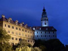 チェコの世界遺産12か所、すべてを巡るbaba友の旅【3】2日目(チェスキークルムロフ1)