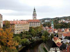 チェコの世界遺産12か所、すべてを巡るbaba友の旅【4】3日目(チェスキークルムロフ2)