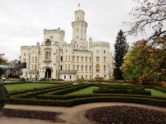 チェコの世界遺産12か所、すべてを巡るbaba友の旅【5】3日目(フルボガー・ナド・ヴルタヴォヴ)