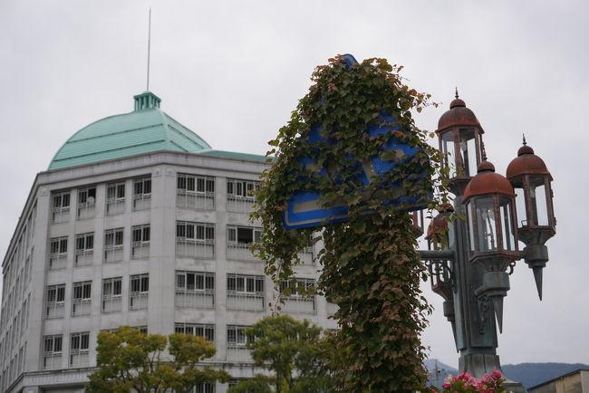 ようやく投稿できましたー<br />彼氏と一泊二日で松本に行ってきました!<br />想像以上におしゃれな街並みに感動です