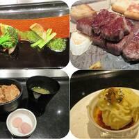 秋の北陸ロマン(29)ホテル日航金沢・銀杏で鉄板焼きディナー
