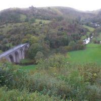 秋のイングランド カントリーサイドを歩く.4 ピークディストリクト(2)モンサルトレイルを歩く