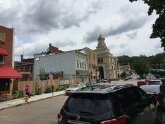 ウエストバージニア州 バークレースプリングス - ダウンタウン