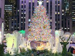 2019、12月ニューヨーク再訪*美術館巡り+αの旅 (4)クリスマスシーズンの夜