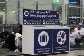 2019年夏休みは今年2度目のエジプト12~トランジットでドバイ国際空港・ラウンジ滞在~