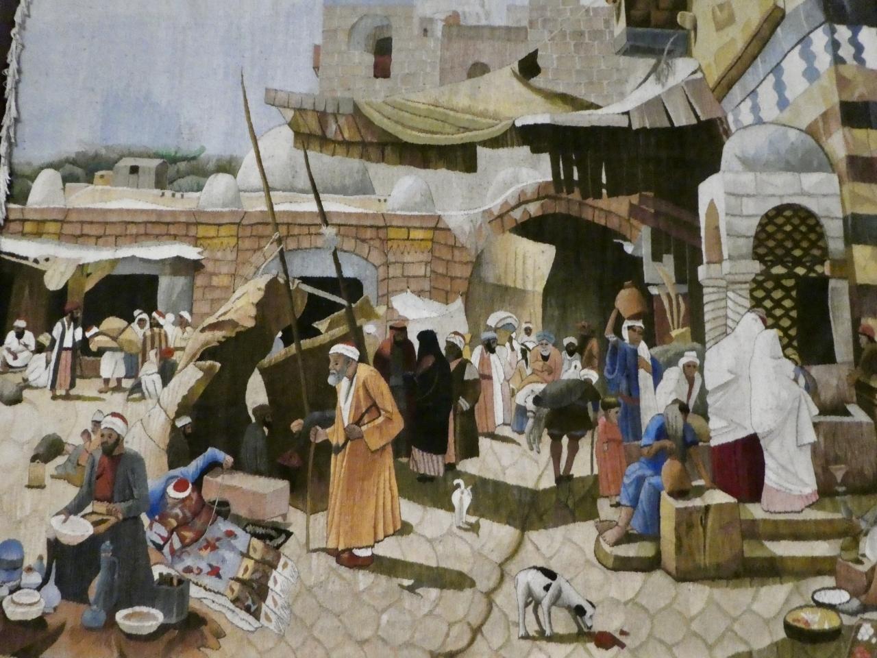 初ウズベキスタン旅行 シャフリサーブス