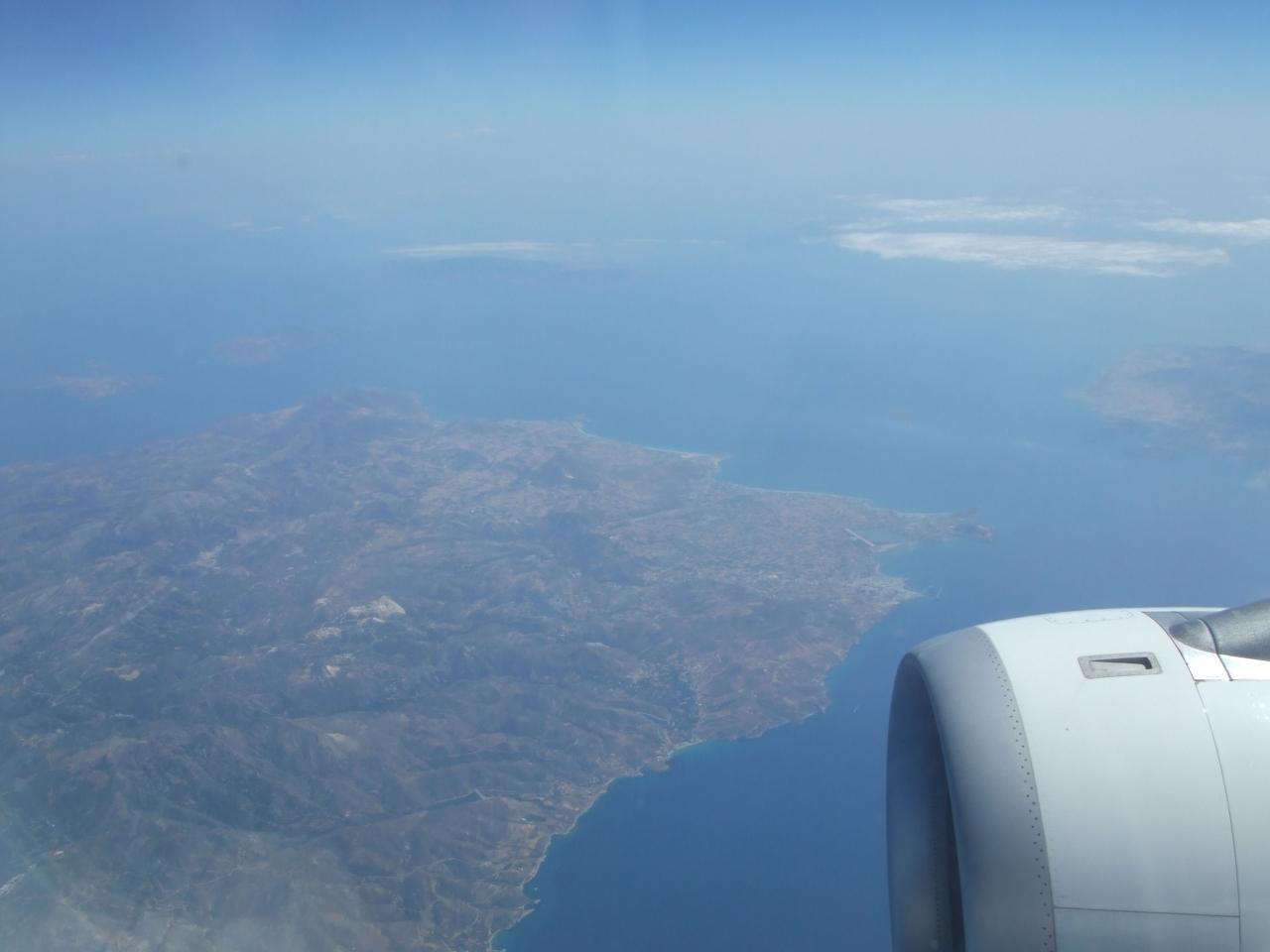 2009年6月 エーゲ海とアテネ 2