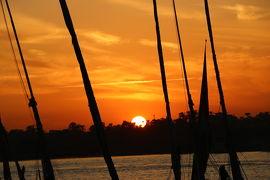 先人達からの力を頂く旅(3)ルクソール西岸ツアー&ナイル川の夕暮れ