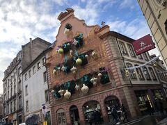 ドイツ黒い森地方と美しきアルザス地方7つのクリスマスマーケット6日間 3日目 ストラスブール~ゲンゲンバッハ