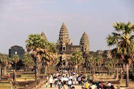 ■ カンボジア アンコール遺跡の旅 (2)アンコール・ワット