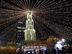 2019年12月クリスマスイルミネーションが街を輝かせます!!№3 ☆☆福岡・天神駅周辺編☆☆