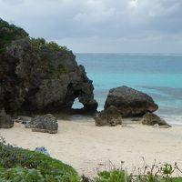 今年の沖縄は初めての宮古島・・2日目はドライブ♪午前は伊良部島・下地島・池間島へ。