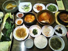 195回目訪韓(2020/1/10金~13月)は釜山、浮石寺(栄州)、慶州へ①/⑫出国~西面で食事