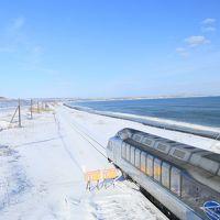 眺望最高のカッコいいリゾート列車「クリスタルエクスプレス」に揺られて釧網本線をフル満喫の旅!