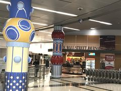 2019年夫婦旅 ヒューストンでトランジット(行きと帰りと)