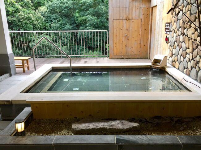 天然ラドンの最強温泉『滝の湯』新陳代謝もアゲる旅LUX☆∪☆RY2019★最後に選んで大正解でした♪