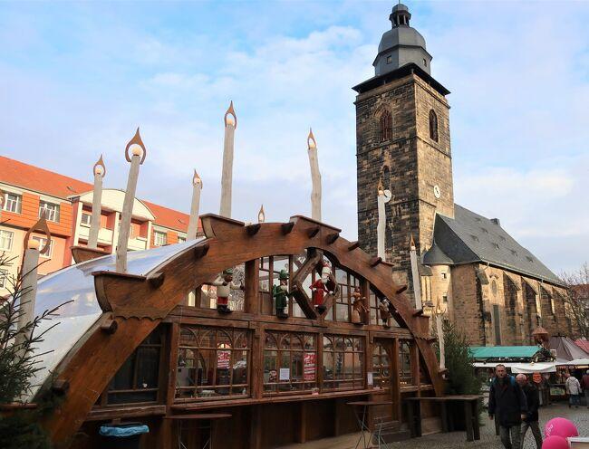 ドイツ 2019クリスマスマーケットの旅(アイゼナハ・ゴータ)