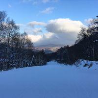 テイネと札幌国際で2019~20シーズン初滑り