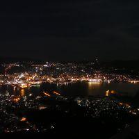 2017.09 長崎弾丸24H(2)世界新三大夜景! 稲佐山展望台から夜景鑑賞!