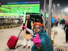 オールドデリー In India 後半