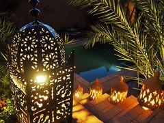 今日は何色?初ムスリムの国モロッコへ・・・おそるおそる駆け抜けた6日間!⑭ ☆ベルベルスタイルのリヤド☆Riad Bouchedor☆