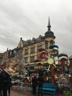 アルザスと黒い森のクリスマスマーケット巡り③コルマール