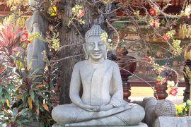 カンボジア&ラオス&タイ旅行① プノンペン編・移動&ビザ、プノンペン国立博物館