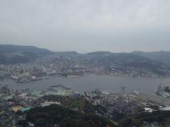 長崎観光とちゃんぽんランチ
