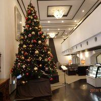 山のホテル(箱根)でクリスマスディナー&温泉付き客室