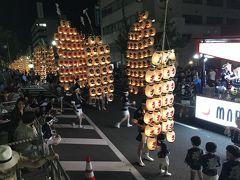 東北の温泉と祭りを巡る、秋田竿燈まつり(4日目)