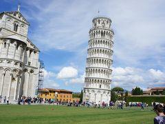 イタリア旅行~ピサの斜塔を見に行こう~DAY2後編