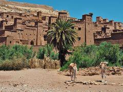 今日は何色?初ムスリムの国モロッコへ・・・おそるおそる駆け抜けた6日間!⑮ ☆カスバ・タウリルト、アイト・ベン・ハッドゥなど☆