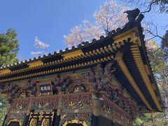 仙台観光2019.4月 瑞鳳殿、城址跡、須賀川光の町へ寄って帰宅。