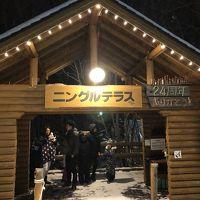 海外旅行だけでなく国内スキーも行くよ♪ 2019年12月・富良野の巻