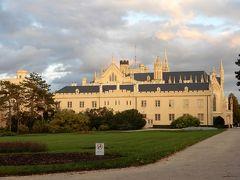 チェコの世界遺産12か所、すべてを巡るbaba友の旅【9】4日目(レドニツェ城とヴァルティツェ城))