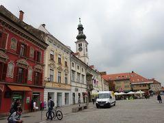 1810スロベニア~ドゥラヴァ川沿いの静かな街マリボル