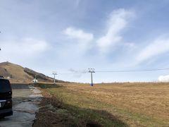 初滑り、湯沢へGO~あれ?雪が無いよ~親子3人旅♪