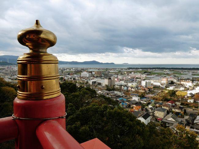 【西国札所巡礼 2019年 2】2日目 紀三井寺にやってきたけど、結縁坂がないんですがあ?(2番 紀三井寺)