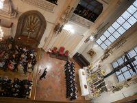 秋のウィーンで音楽三昧の旅 その4 王室礼拝堂のミサと古楽器博物館見学
