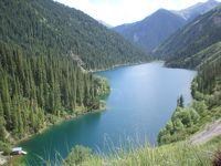 スマホ無しの冒険 シルクロード行き当たりばったり旅�〜カザフスタン・東部山岳地帯 旅人に会わない山奥