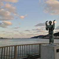 ピーチで12月の暖かい奄美大島