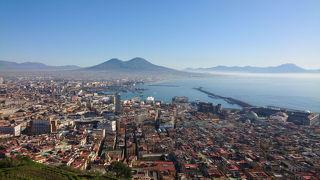 2019年末南イタリア旅行2 クリスマスイブのナポリを観光