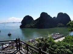 美しいベトナムの南北の旅