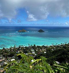 初ハワイは3泊5日の激安ツアー 母と娘の女子旅�